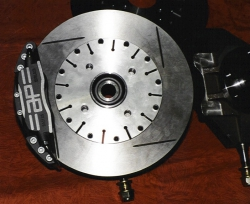 Kit front of brakes for 106, with disk 304