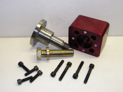 Kit fusée 25 VL 106-Saxo pour freins origines