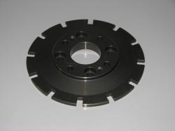 Bol de frein flottant  disque 330  pou Peu 306 Maxi
