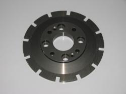 Bol de frein flottant disque 355 pour Peu 306 Maxi montage Bremb