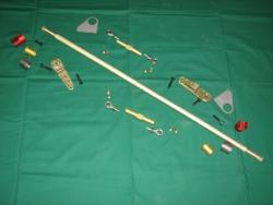 Barre à couteaux AV 106 Gr A et Kit car ( Le kit diam 20 m/m)