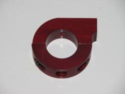 Collier/palier fixation biellette barre stabilisatrice AV