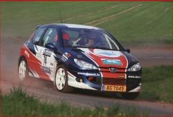 Floener / Rasquin ( Adac Rallye 200 2013 )