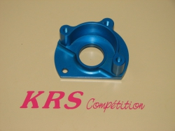 Support of the pump of power steering amonts on the cylinder hea