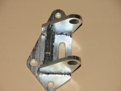 Chape direction gauche pour pivot de 306 V1