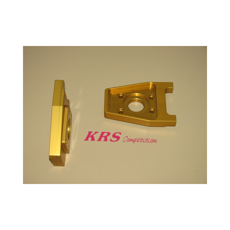 306 adaptation rear for caliper Alcon or AP disks diameter 266
