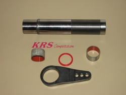 Leg KRS 106/Saxo assembly with pivot cast iron set in the series