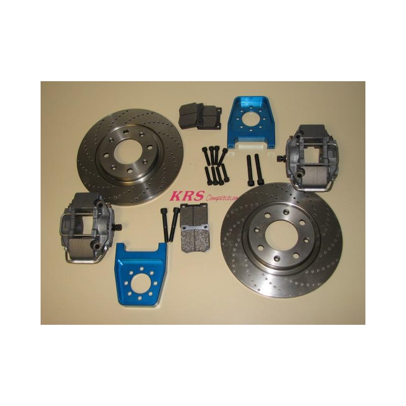 Set rear brake for 206 origin