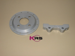 Set fixation for Clio,calipers Brembo, for disq 315 mm