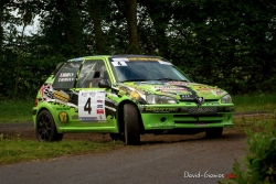 Artzner Mathieu ( Rallye des gueules noires 2015 )