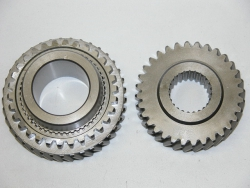 Set gear ratio of 5°(34x41) for gearbox MA