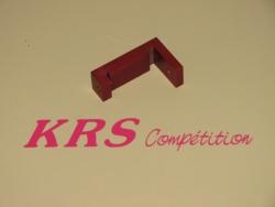 Support ventilateur sur radiateur