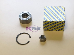 Front wheel bearing for...